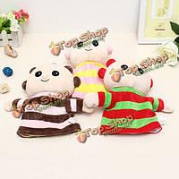 Милый сад чучело куклы шаржа рук кукольный плюшевые игрушки