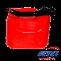 Пластиковая канистра для топлива CAR COMMERCE 5л (KAN001/302096)