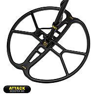 NEL Attack / НЕЛ Атака - катушка для металлодетекторов XP Gold Maxx Power II, Adventis 2, ADX 150