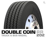 Шини Double Coin RR202 295/60 R22.5 рульова
