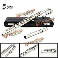 LADE дети у флейта 16 отверстий C тон запирательного гибочные флейта щепку