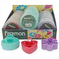 Fissman Набор форм для вырезания печенья