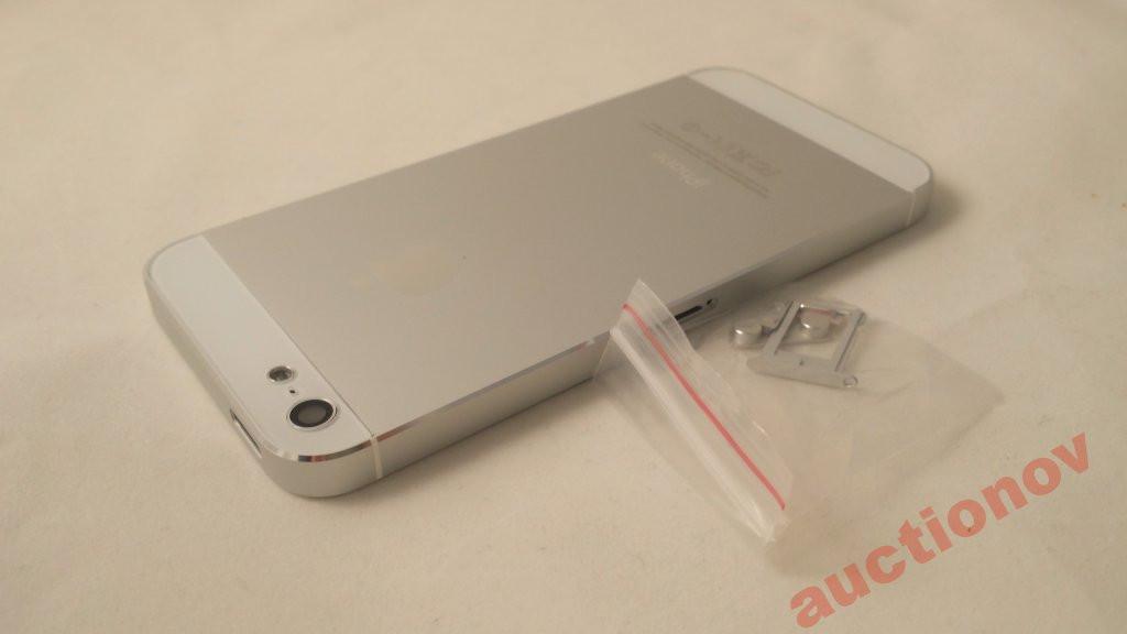 Корпус Apple iPhone 5 White
