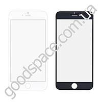 Стекло iPhone 6 Plus (5.5), цвет белый
