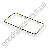 Рамка для дисплея (экрана) iPhone 4S, цвет черный