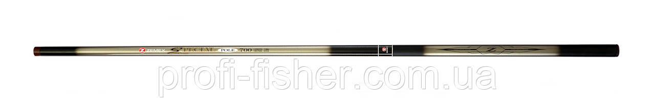 Маховое удилище ZEMEX Special Pole 500, 5м - Южная Корея