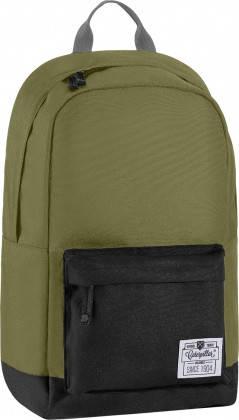 Отличный городской рюкзак 18 л. CAT 1904 Originals 83141;294 Оливковый