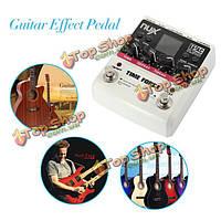 NUX время силы мульти цифровой задержки 11 эффектов гитарных педалей эффектов
