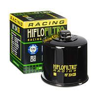 Фильтр масляный Hiflo HF204RC (оснащён гайкой), фото 1