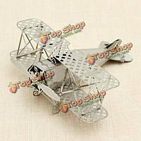 ZOYO самолет DIY 3D лазерная резка модели головоломки