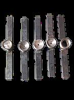 Фільєра -  Паличка Ǿ 5 мм. Ǿ 4 мм. Ǿ 3 мм Фільєра - Трубчата Ǿ 26мм. до кормоекструдера  ЕШ-40. , фото 1