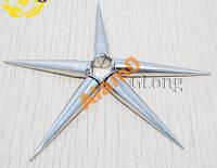 Шипы конусы 40x7 мм длинные винтовые металлические