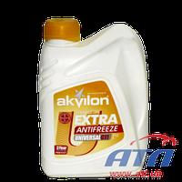 Антифриз G11 АКВИЛОН (-40) желтый 1 кг