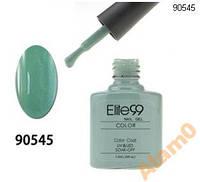 Гель-лак серо-зеленый ELITE99 7.3 мл 90545