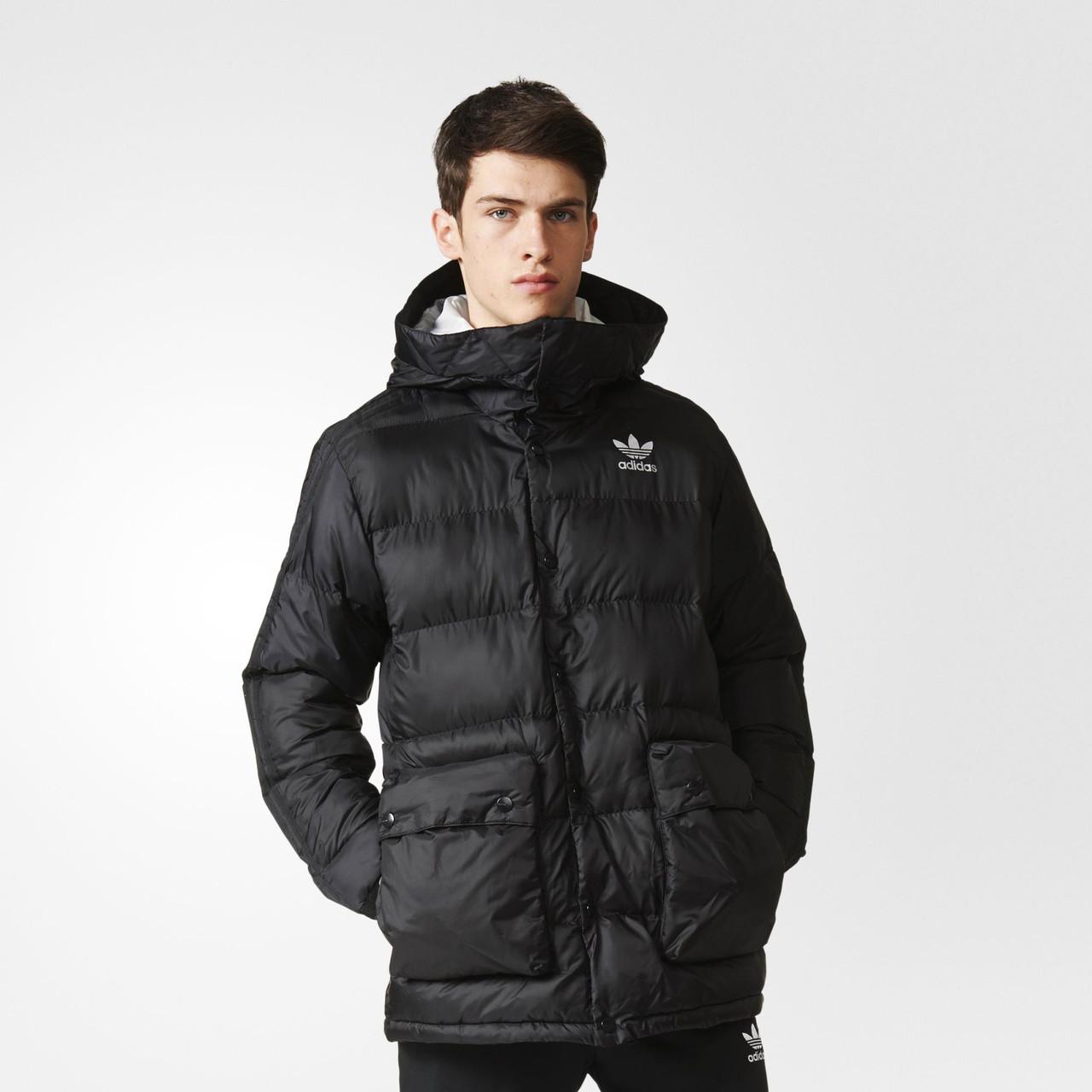 Мужская куртка Adidas Originals (Артикул  AY9135) - Интернет-магазин  «Эксперт» 19f890b1db3