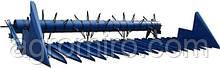 Пристосування для збирання соняшника ПС