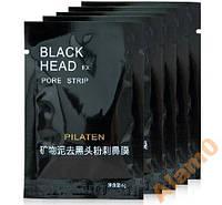 Маска черная пленка от черных точек Pilaten