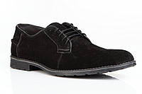 Мужские туфли Carpe Deim (карпе дием) черные