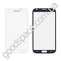 Стекло для Samsung N7100 Galaxy Note 2, цвет белый