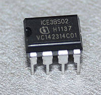 Микросхема ICE3BS02; (DIP8)