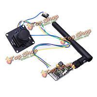 Eachine 700 ТВЛ 1/3 CMOS FPV 110° камера w/32CH передачик