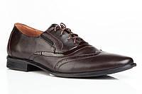 Мужские туфли Carpe Deim (карпе дием) коричневые