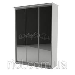 Шкаф-купе 3-х дверный Инесса Неман