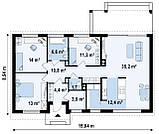 Проект Дома № 3,25, фото 5