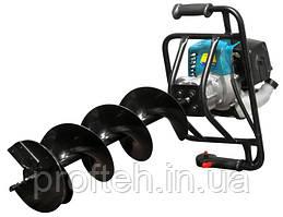 Мотобур бензиновый Sadko AG-52N (шнек 150 мм) Бесплатная доставка