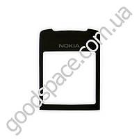 Стекло для Nokia 8800 Sirocco, цвет серебряный