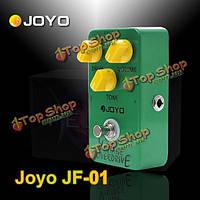 Джойо JF-01 винтажный overdrive гитары педаль эффектов правда обход с