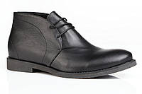Мужские ботинки Carpe Deim (карпе дием) черные