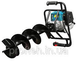 Мотобур бензиновий Sadko AG-52N (шнек 300 мм) Безкоштовна доставка