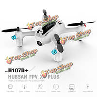 Hubsan FPV X4 Plus H107D+ с 2МП широкоугольный HD камера Режим удержания высоты RC РУ Квадрокоптер RTF