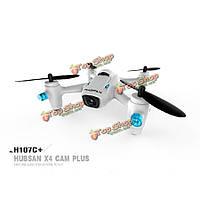 Hubsan X4 камера Plus H107C+ 2.4g 720p RC РУ Квадрокоптер Переключатель режима RTF