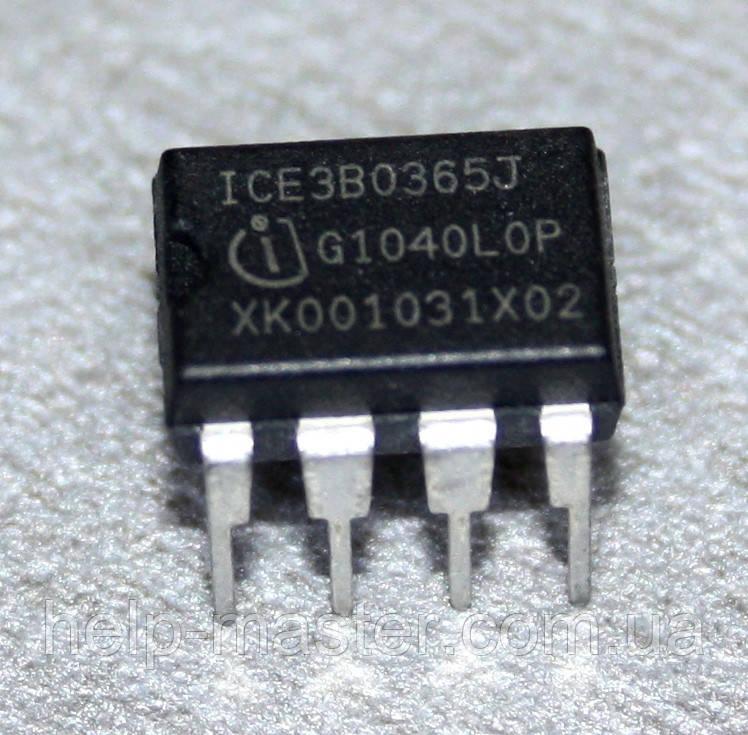 ICE3B0365J; (DIP8)