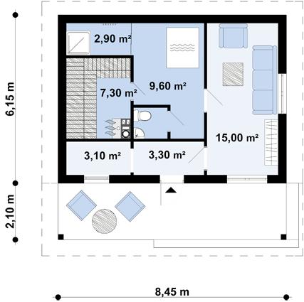 Проект Дома № 3,26