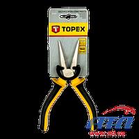 Плоскогубцы комбинированные TOPEX, 160 мм (32D125)