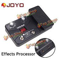 JOYO камень коробка гитара мульти-эффекты педали процессора