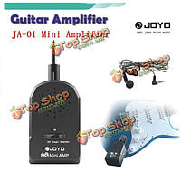 JOYO JA-01 мини-усилитель гитарный усилитель MP3 ввода 3.5мм с наушником