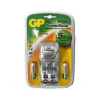 Зарядное устройство для аккумуляторов GP S100 + 2 аккумулятора ААА