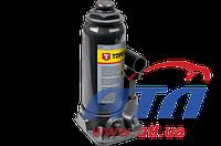 Домкрат гидравлический бутылочный TOPEX, 5 т, 215-445 мм (97X035)