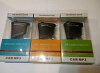FM-модулятор 618 New, fm трансмиттер автомобильный, автомобильный mp3 fm модулятор
