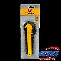 Съемник масляного фильтра TOPEX цепь макс. 110мм (37D204)