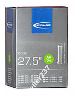 Велосипедная камера Schwalbe AV21 27.5x1.50-2.40