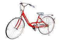 Велосипед Trino Unica CM113 (стальная рама)