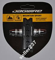Тормозные колодки Jagwire MTB V-Brake