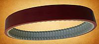 Ремень зубчатый с продольной проточкой 660П (32 Т10/660+6 мм. Vikolaks) для упаковочного оборудования