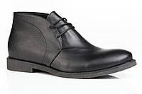 Мужские ботинки Carpe Deim, ботинки карпе дием черные