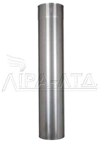Труба из нержавеющей стали 1 метр 1 мм AISI 321, фото 2